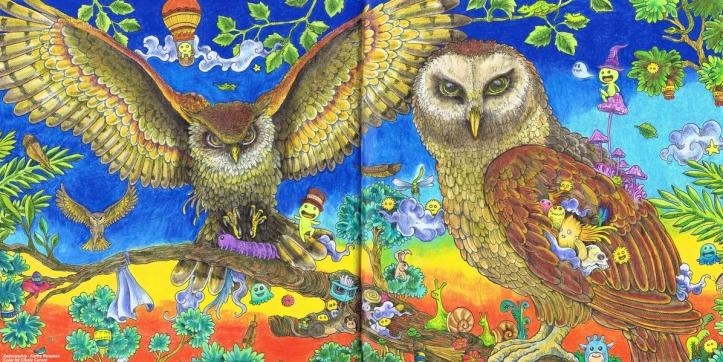 Animorphia--The-owls