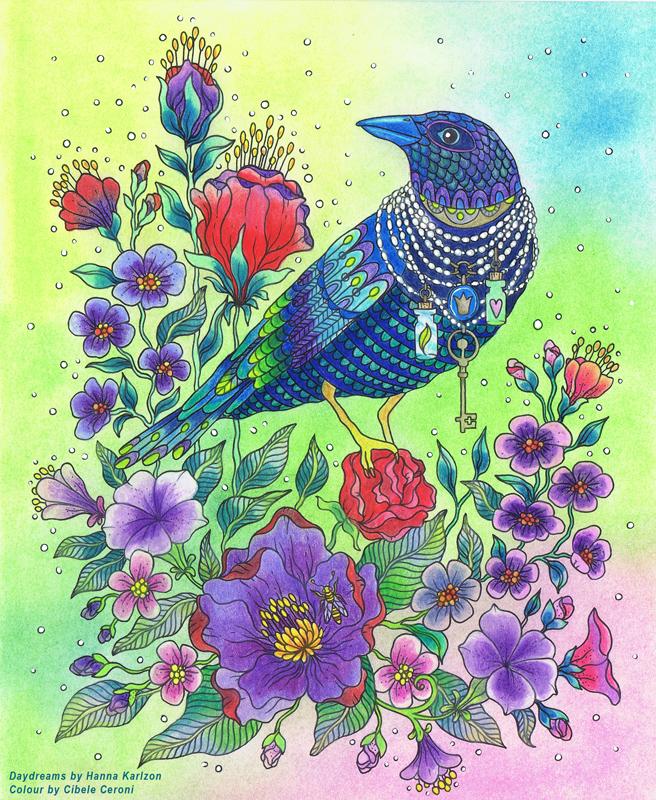 Blackbird---Daydreams