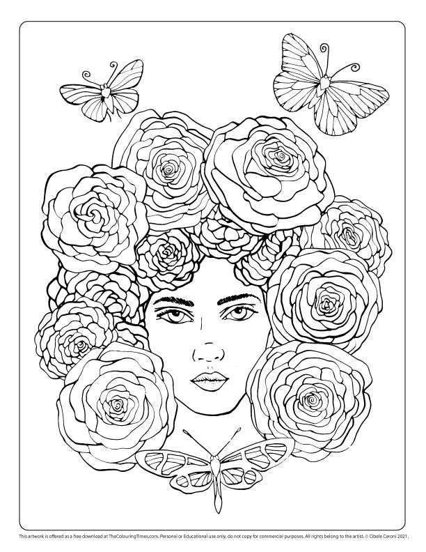 Girl&Roses-thumb